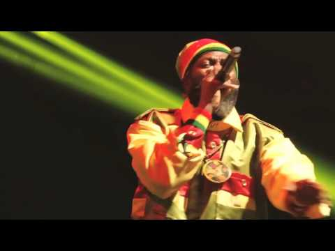 Capleton - That Day Will Come live @ Siempre Vivo Reggae 2014