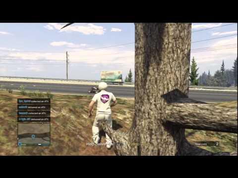 GTA Online - ATV Steal