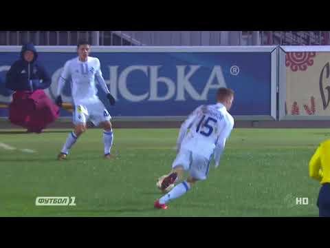 Гол! Николай Морозюк, 51 мин., Динамо Киев