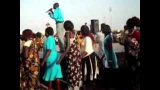 South Sudan - Kang -Nuer Modern Music.