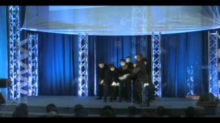 "OBF Mime Ministry performs ""The Sound"" by William Murphy"