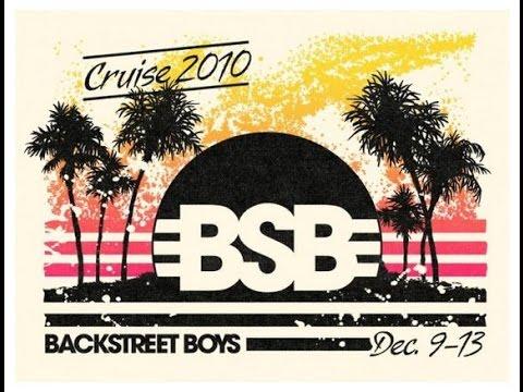 Backstreet Boys BSB Cruise  DVD