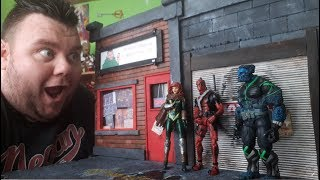 Action Figure Diorama Background & Future Toy Ideas For The Channel