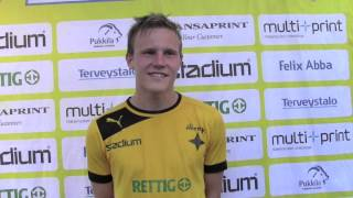 ÅIFK   Sporting jälkipelit