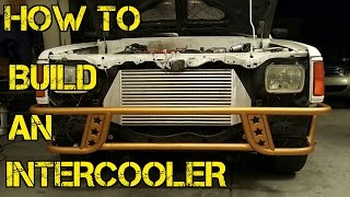 TFS: How to Build a Custom Intercooler