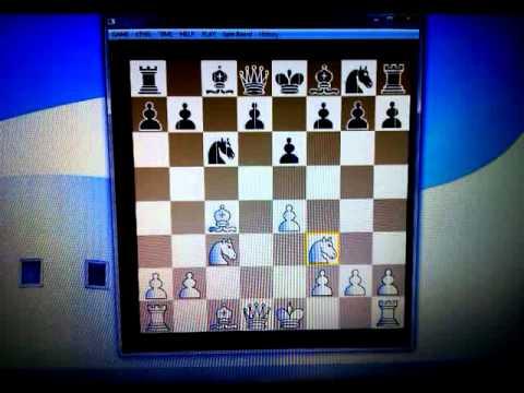 Sicilijanska odbrana SIBERIJSKI trik SMITH  MORA gambit #37 šah mat