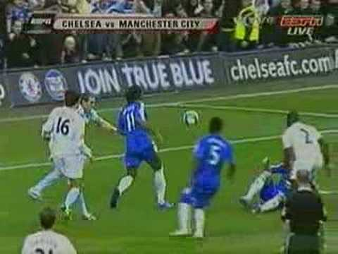 Chelsea 6-0 Man City Video