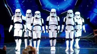 Boogie Storm all performance - BGT 2016