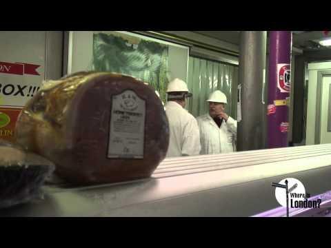 Smithfield: London's final meat market
