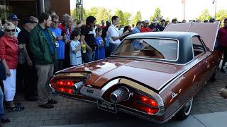 Chrysler Turbine Car Start up and rev! 41,000 RPM!