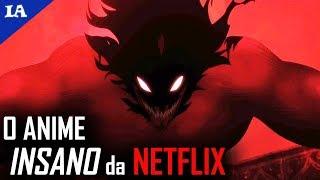 O ANIME MAIS CORAJOSO DA NETFLIX | Devilman Crybaby