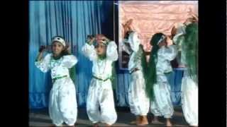 """HABEEBIYA"" MES Pre-Primary Mont Cultural Fest CHARISHMA-2012"