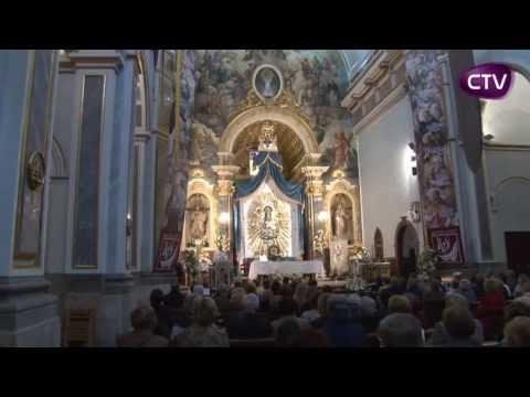 TYRIUS CELEBRA  LA SEUA OFRENA-HOMENATGE A LA PATRONA