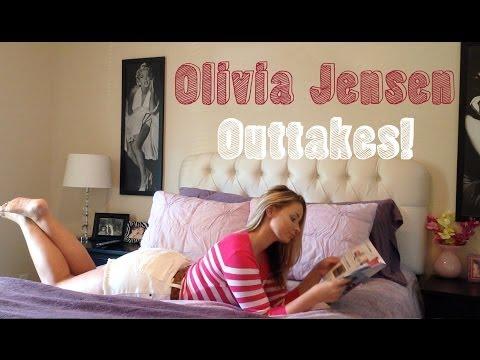 Olivia Jensen DIY Bonus Outtakes