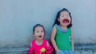 Trò Chơi Hat Cháu Lên Bà ❤ KN Cheno Bé Na ❤  Đồ Chơi Trẻ Em toys for kids