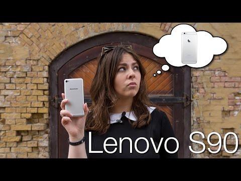Lenovo S90 - обзор смартфона от сайта Keddr.com