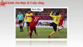 Ảnh chế siêu hài hước về Việt Nam tại AFF cup   Việt Nam vô địch AFF cup 2018   Ẩm thực & Cuộc sống