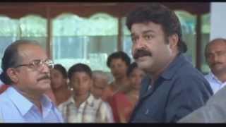 Ravana Prabu | Mohanlal Romantic And action Dialogue Scene