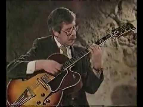 Louis Stewart Solo Jazz Guitar