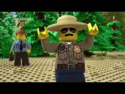 2012 LEGO City Forest Police Music Videos
