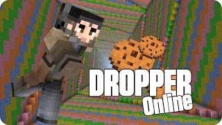 ¡CAER CON ESTILO! | Dropper Online Minecraft