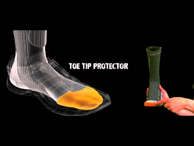 Orangetube produceert video's voor X-socks!