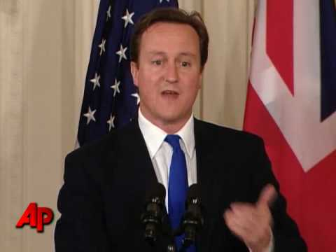 British PM Condemns Release of Lockerbie Bomber