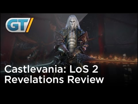 Castlevania: Lords of Shadow 2 Revelations Review