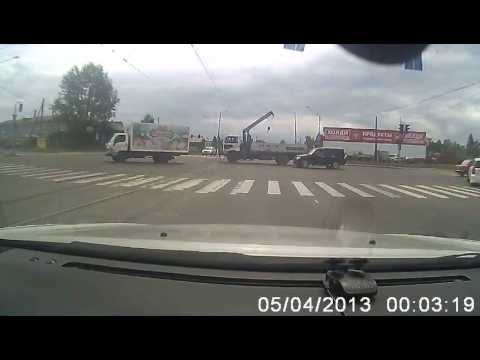 Регистратор Бийск 22.07.2013 г.