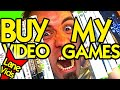 BUY MY VIDEO GAMES!!!