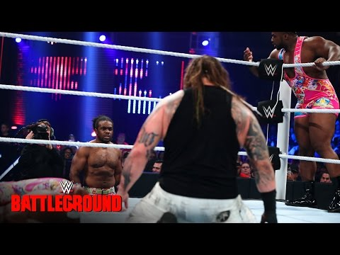 The New Day vs. The Wyatt Family: WWE Battleground 2016 on WWE Network
