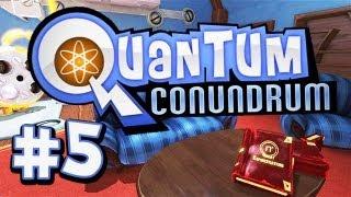 Quantum Conundrum #5 - Let's Play Quantum Conundrum Gameplay German / Deutsch