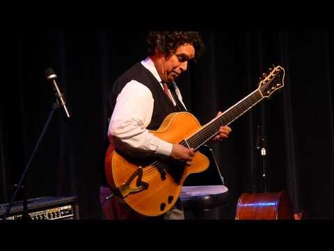 Howard Alden Performing I Remember Django&Nagasaki