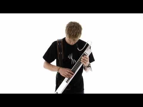 Eigenharp range demo