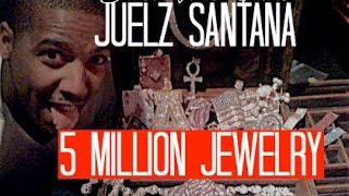 5 MILLION IN JEWELRY JUELZ SANTANA (1 of 2)   Behind The Music   Jordan Tower Network