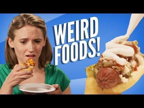 The Frankenfood Taste Test Your Inner Child Will Love