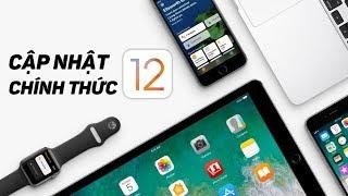 Cách tải về và cập nhật iOS 12 CHÍNH THỨC (từ iOS 11, 12 Beta, GM) | Điện Thoại Vui