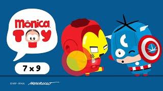 Mônica Toy | Ultimatoys na Corda Bamba (T07E09)