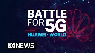 5G – Why Huawei scares the Spies | ABC News