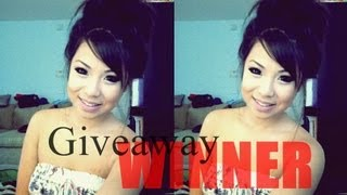 Giveaway Winner: Circle Lens