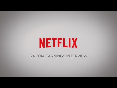 Netflix Q4 2014 Earnings Interview