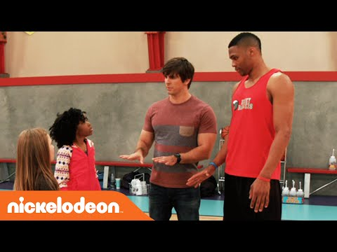 Henry Danger | Trash-Talking with NBA Star Russell Westbrook  | Nick