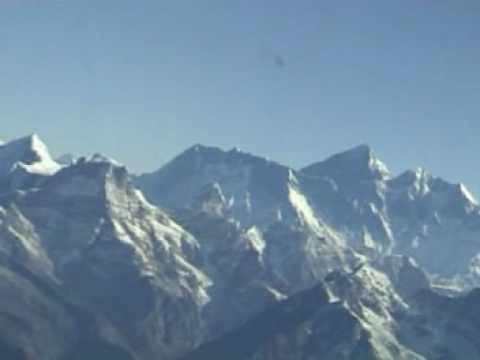 Nepal, Mount Everest and Himalaya-flight