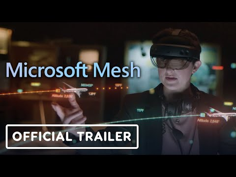 Microsoft Mesh - Official Introduction Trailer