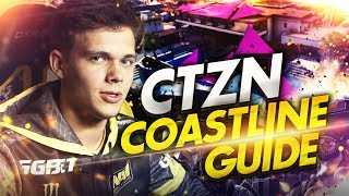 NAVI CTZN - How to Play on Coastline (Rainbow Six Siege Guide)