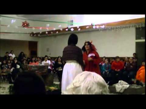 Obras de Teatro para Evangelizar - PASTORELA NAVIDEñA 2014