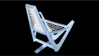 Designing & Making A Rocking Chair