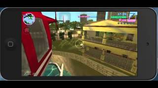 Gameplay Gta vice city capitulo 7 ios ipod 5g