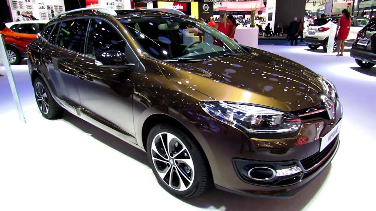 Renault Megane Interior 2014 2014 Renault Megane Sport