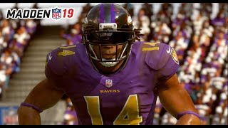MADDEN 19 CAREER MODE - MOST RECEIVING YARDS IN MADDEN 19 HISTORY!